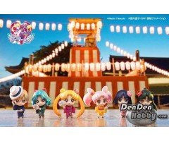 [PRE-ORDER] Petit Chara! Yukata SOLDIERS OF THE OUTER SOLAR SYSTEM Set