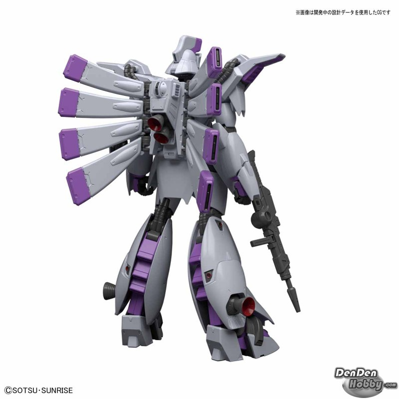 PRE-ORDER] RE/100 Mobile Suit Gundam Reborn-One Hundred Vigina-Ghina