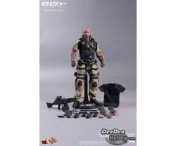 [IN STOCK] Movie Masterpiece G.I. Joe Retaliation Roadblock
